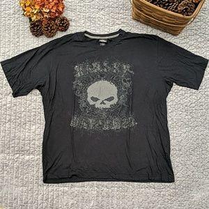 Harley-Davidson Skull T-shirt